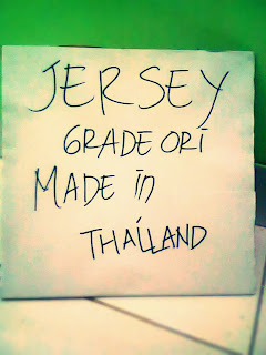 Jersey bola, jersey bola ori, jersey made in thailand