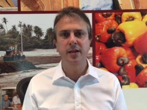 Ceará terá concurso com 1.000 vagas para agente penitenciário, diz Camilo