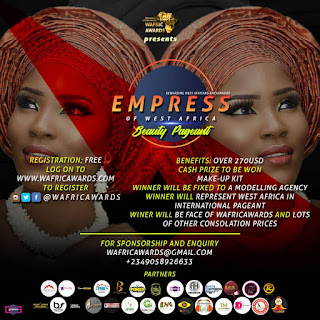 [UPDATE] EMPRESS OF WEST AFRICA BEAUTY PAGEANT