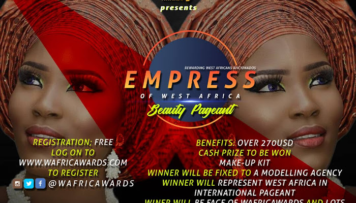[SPONSORSED] EMPRESS OF WEST AFRICA BEAUTY PAGEANT