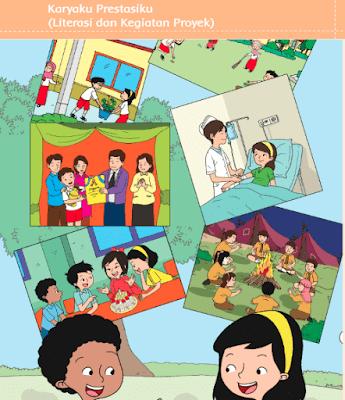 Karyaku Prestasiku (Literasi dan Kegiatan Proyek) - www.simplenews.me