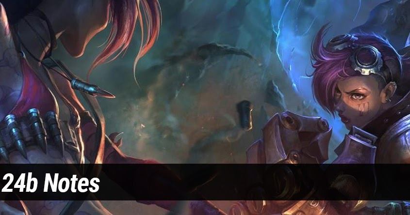 Surrender at 20: Patch 7.24b Notes