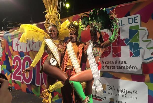 Corte Real Momesca do Carnaval de BH de 2016