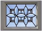 Hammered GLASS WINDOW Film