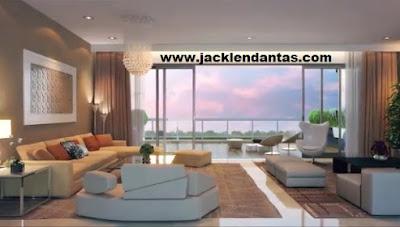 Decoração de sala Jacklen Dantas