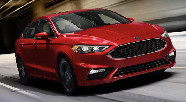 2017 Ford Fusion Review Release Date Price And Specs