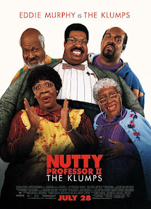 Nutty Professor II: The Klumps Poster