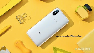 the Chinese Xiaomi fellowship launched their novel smartphone Mi A2 or Mi 6X is launched