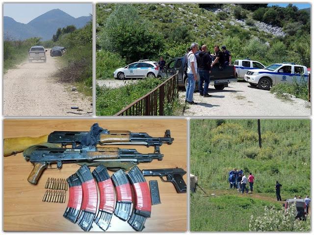 Θεσπρωτία: Ελεύθερος πατέρας και γιος - Την Παρασκευή η δίκη