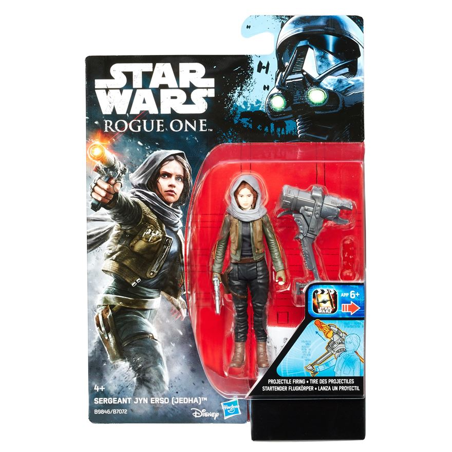 wave two of hasbro's 3.75'' 'rogue one' figures revealed   the
