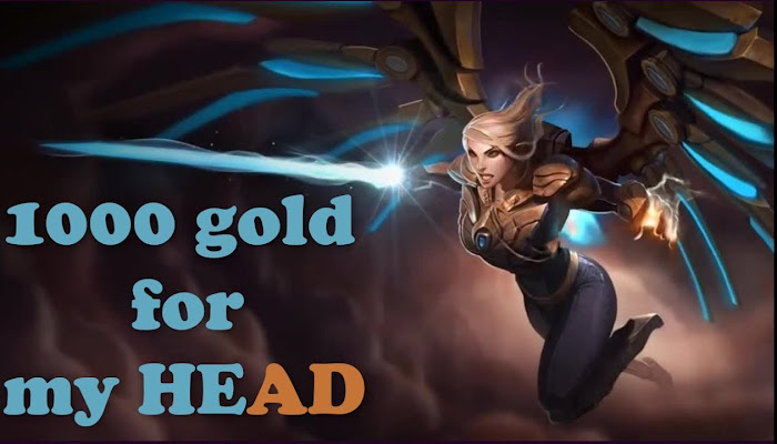WANTED Kayle | League of Legends | LoL