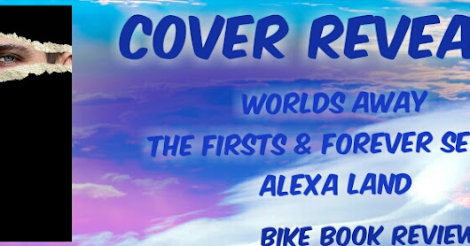 WORLDS AWAY COVER REVEAL!!