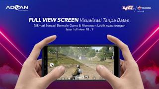 Advan S6 Smartphone Milenial Kekinian
