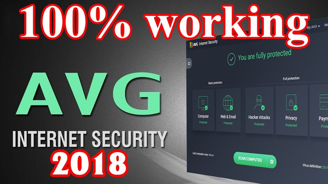 free download avg internet security 2018
