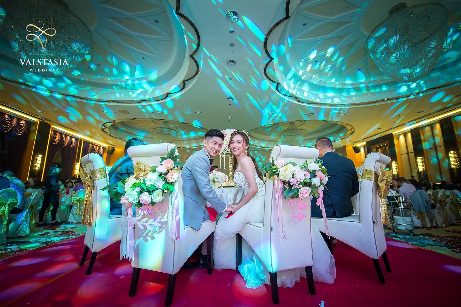 Techno Dancing Lights TG Grand Ballroom Setia Alam by Hao Xiang Chi