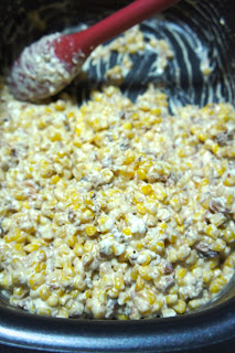 Crock Pot Creamed Corn with Bacon: Savory Sweet and Satisfying