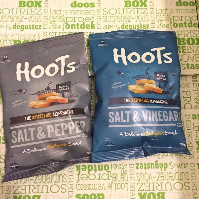 Hoots snacks