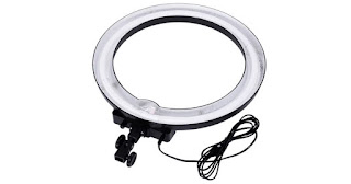 Neewer Camera Dimmable Ring Fluorescent Flash Light