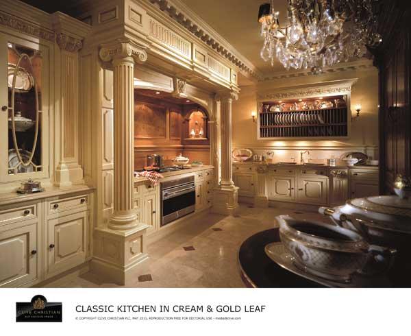 Clive Christian Kitchen Designs