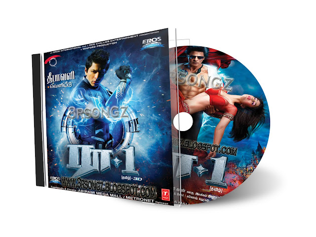 Ra One Tamil (2011) Songs Download Link * First On Net