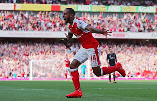 Theo Walcott, Arsenal 3-4 Liverpool 2016