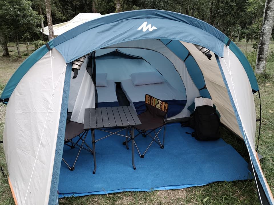wisata camping di jogja Asyiknya Camping Di Indekost Glamping Campground Kaliurang Yogyakarta