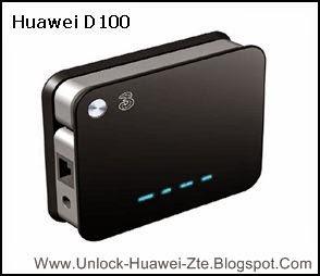Download Huawei Firmware Update Files Free: Huawei D100