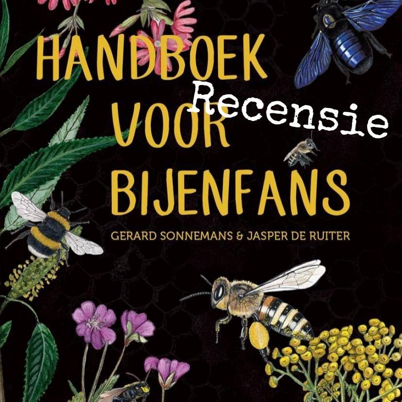 recensie handboek bijenfans bijen imker honing bestuiving