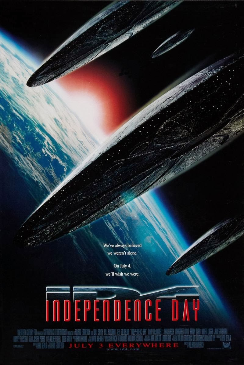 100 Years of Movie Posters: Science Fiction 1996-1999