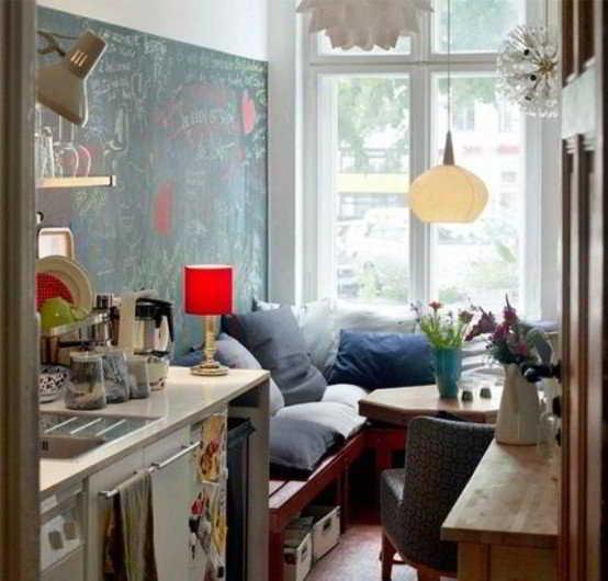 Desain Dapur Minimalis Ukuran 2 Meter Sederhana