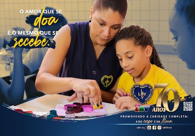 Campanha da LBV beneficiará milhares de estudantes no Brasil com a doação de kits de material escolar