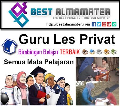 guru les privat ke rumah di bintaro