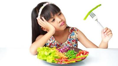 Beberapa Penyebab Anak Susah Makan