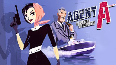 Agent A: A puzzle in Disguise Mod Apk + OBB Download
