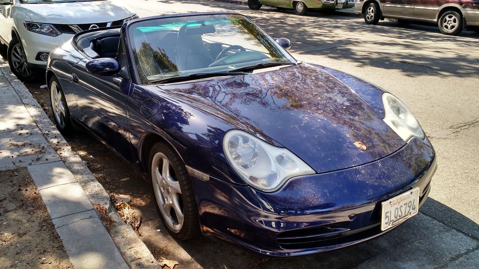 All Types 2003 911 : Car Swap #2: 2003 Porsche 911 Carrera 4 Cabriolet (aka 996 C4 cab)
