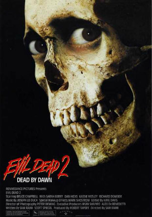 Evil Dead 2 1987 BRRip 300MB Hindi Dual Audio 480p Watch Online Full Movie Download bolly4u