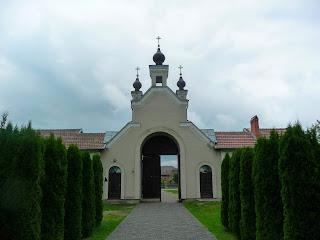 Гніздичів. Монастир редемптористів