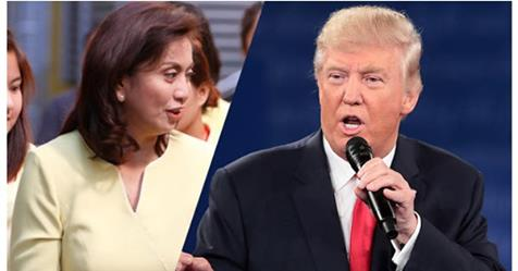 BREAKING NEWS! Trump-Leni: Beautiful Woman Without Brains Private Parts Suffers Most!