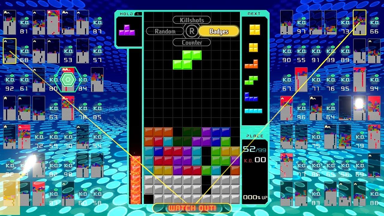 Tetris 99 Is Nintendo At Its Brilliant Best