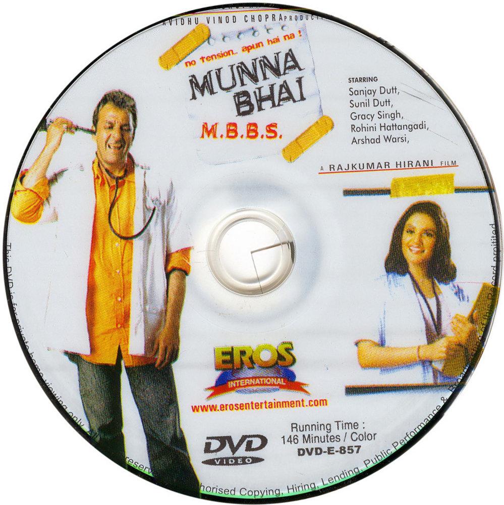 CINE HINDU: Munnabhai MBBS (2003