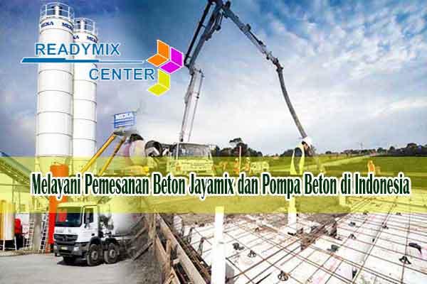 harga beton jayamix duren sawit 2019