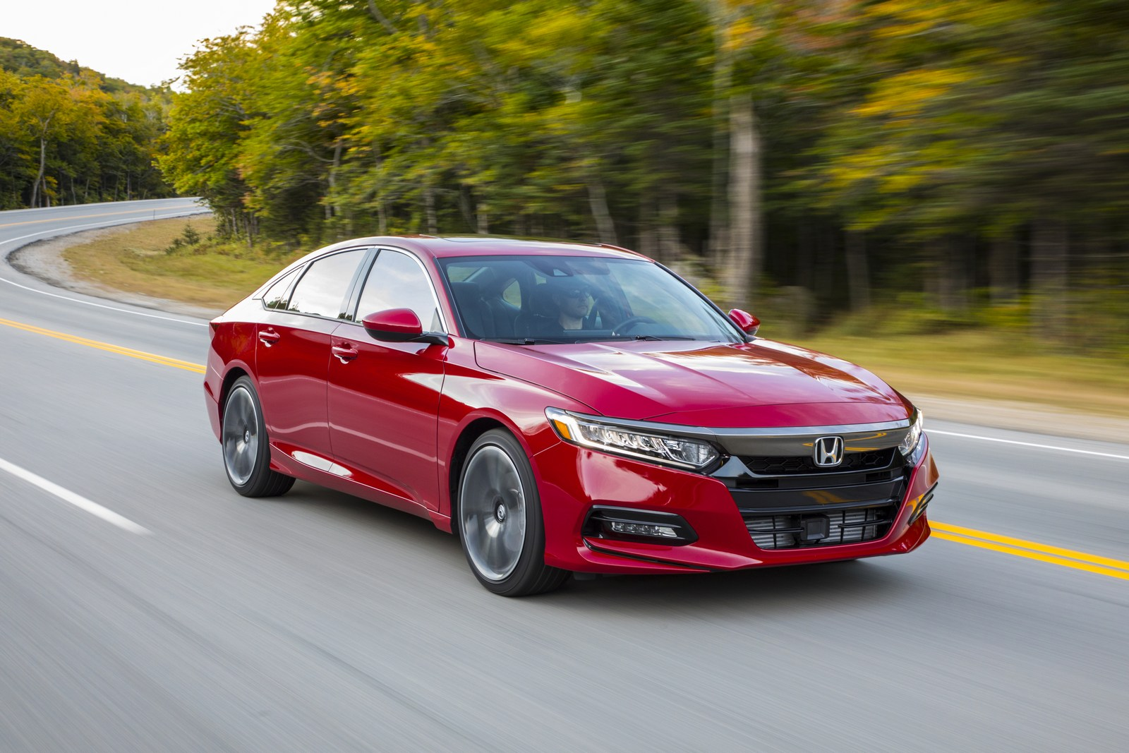 Honda prices the 2018 accord from 23 570 w 260 pics for Honda accord base model