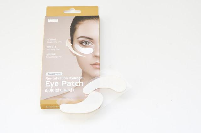 Wooshin Labottach Eye  patch  Восстанавливающий Гидрогелевый Патч под Глаза
