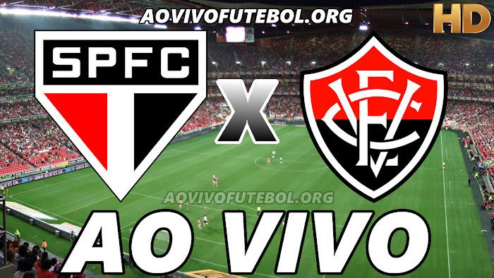 Assistir São Paulo x Vitória Ao Vivo Online Grátis