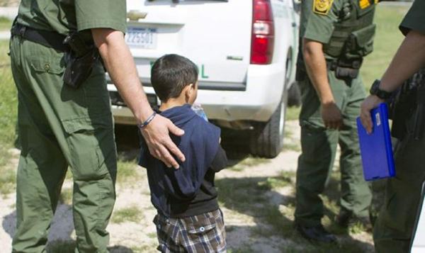 La ONU critica la detención de niños migrantes en EE.UU.