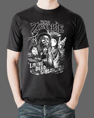 rz zombie tshirt