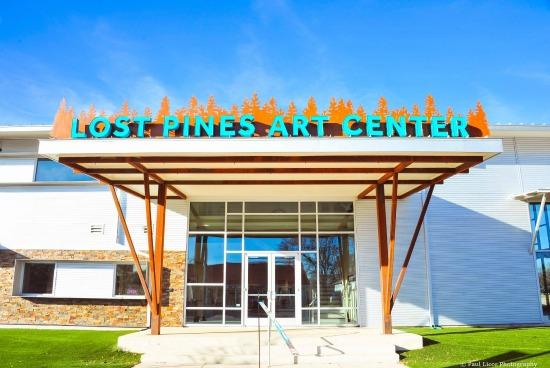 Lost Pines Art Center, Bastrop, Texas