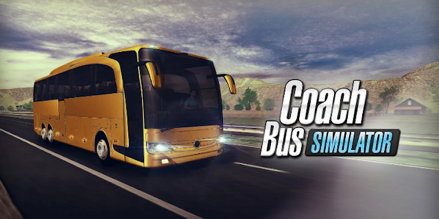 Coach Bus Simulator v1.7.0 Mod Apk Terbaru (Unlimited Money)