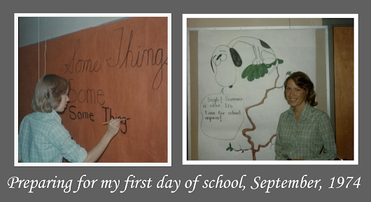 Years 35 to 37: Elementary Learning Specialist for Central Valley Schools: Beginnings and Endings; I am ALL DONE now!