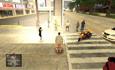 MOD CLEO Pengamen jalanan